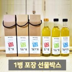 2019년 추석 명절선물 깨사랑 생들기름 참기름 1병 선물박스 모음